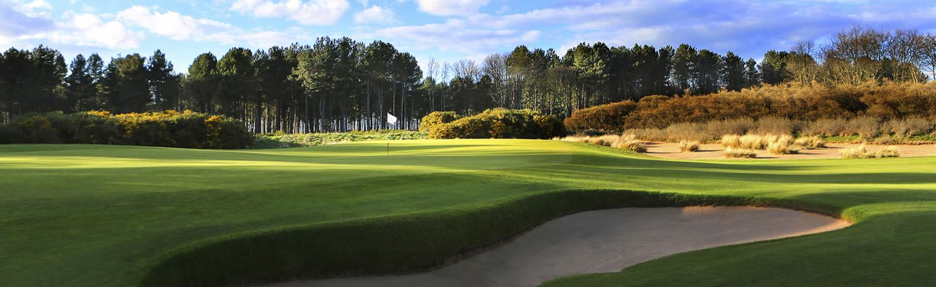 Archerfield Links - Fidra Course