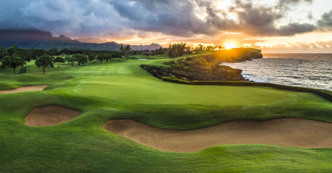Hawaii - A  Golfer's Paradise