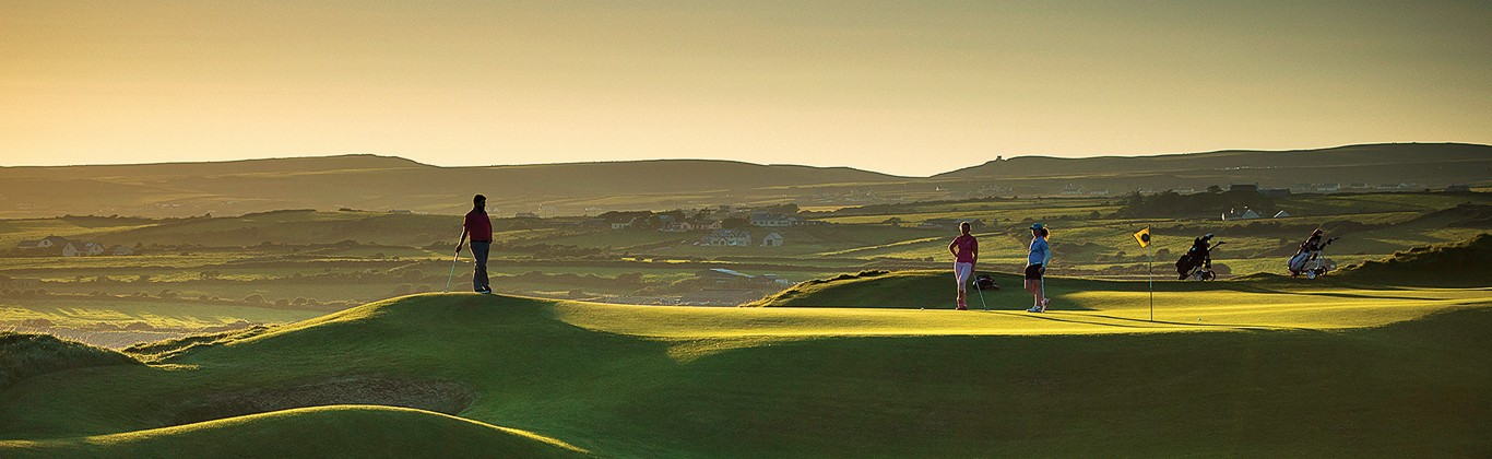 Lahinch Golf Club - Castle Course