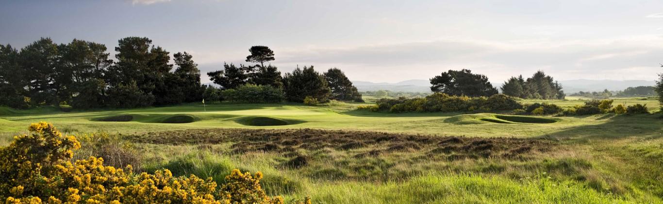 Irvine Bogside Golf Course