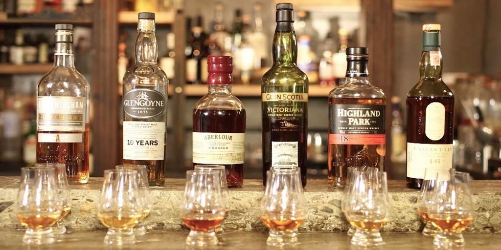 Of Whisky, Castles & Golf