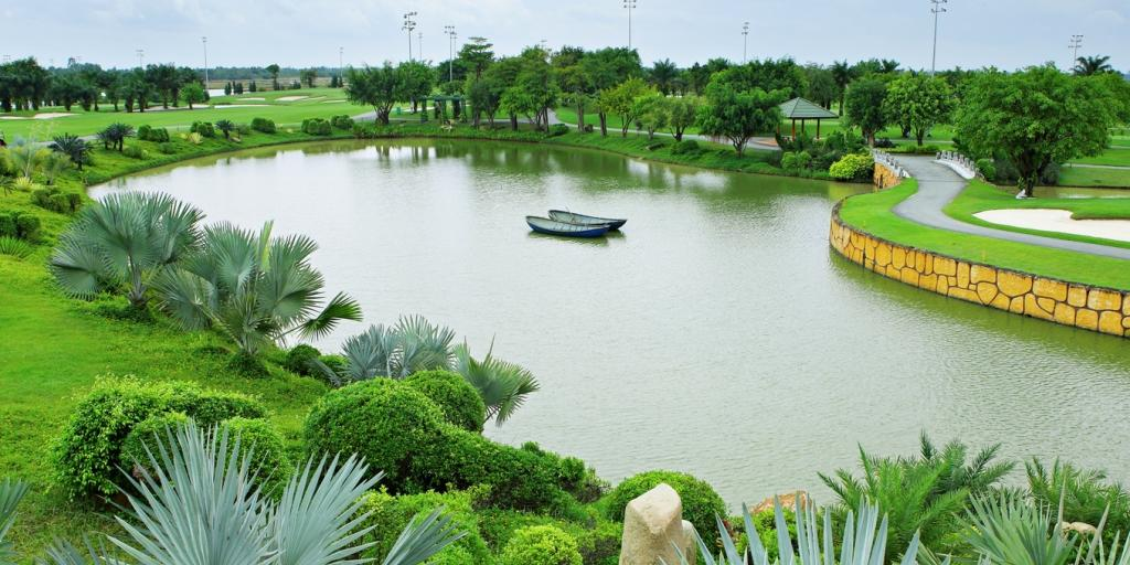 Long Thanh Golf Club (Lake Course)