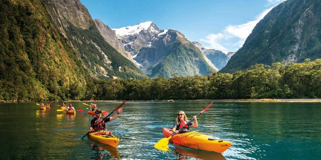 Epic Kiwi Adventure