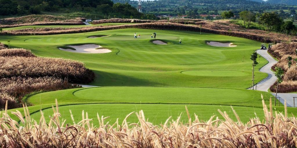 Siam Country Club - Plantation Course
