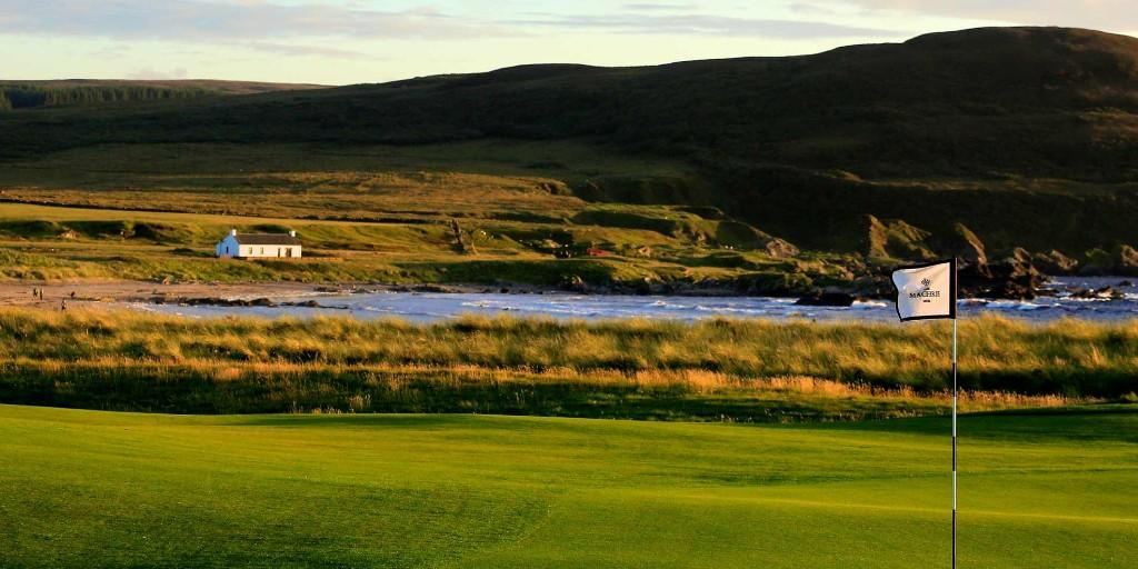 The Machrie Golf Links