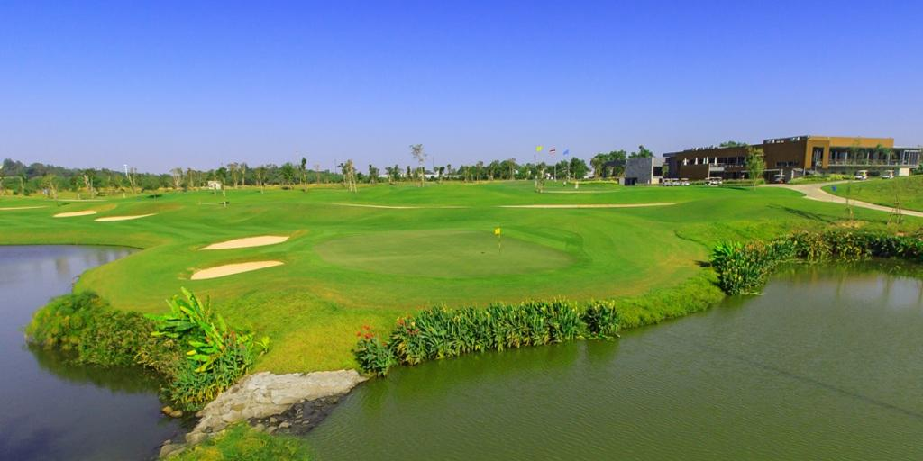 Siam Country Club - Waterside Course