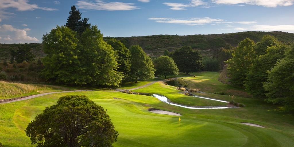 Wairakei Golf + Sanctuary Course