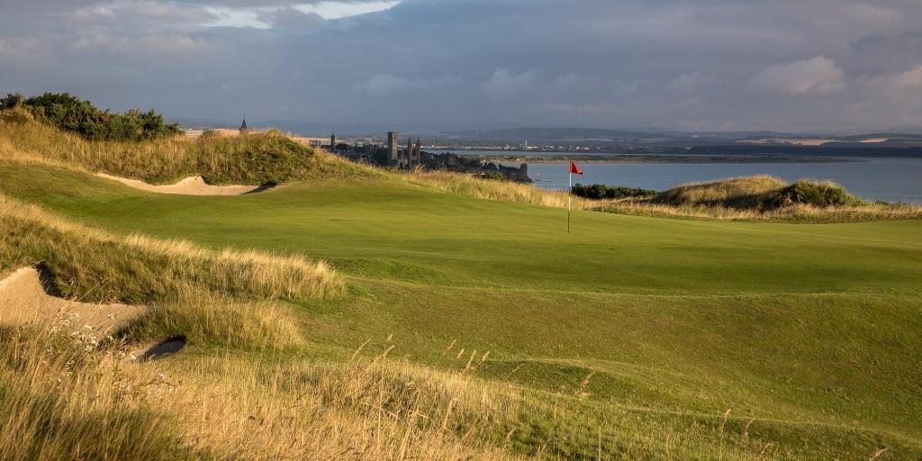St. Andrews Links (Castle Course)
