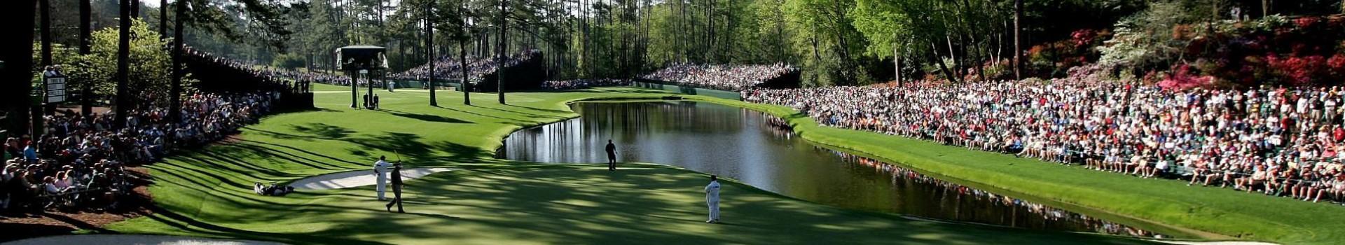 Augusta National Golf Club, Georgia