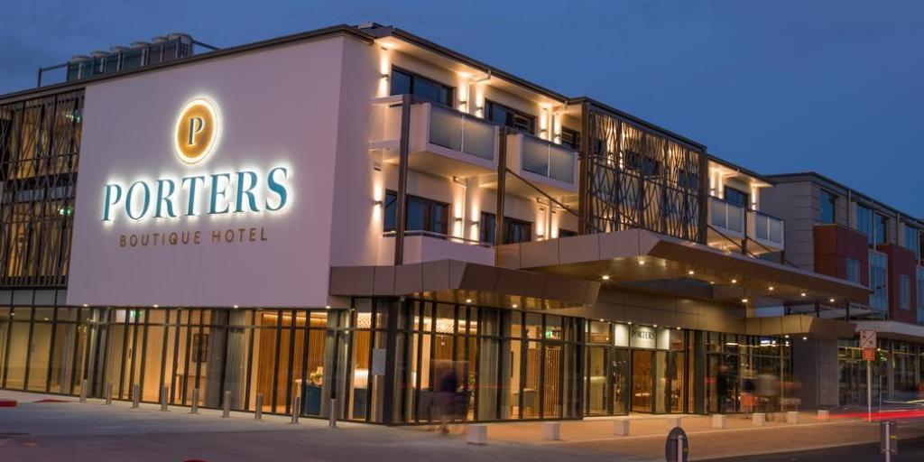 Porters Boutique Hotel