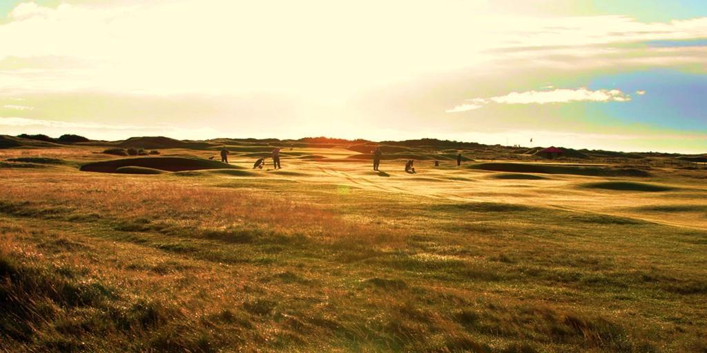 Carnoustie Championship Course