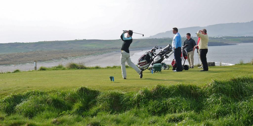 County Sligo Golf Club (Rosses Point)