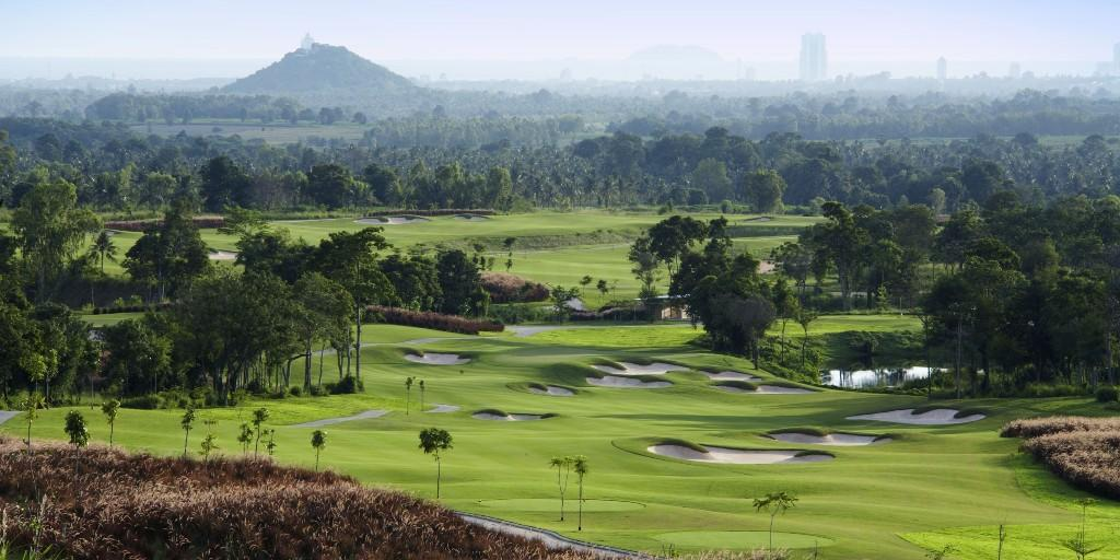 Siam Country Club - Plantation Course