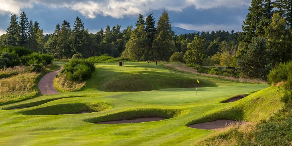 Gleneagles Country Club - The King's